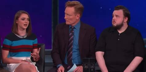 SDCC 2015: Conan Hosts The Cast Of 'Game Of Thrones'