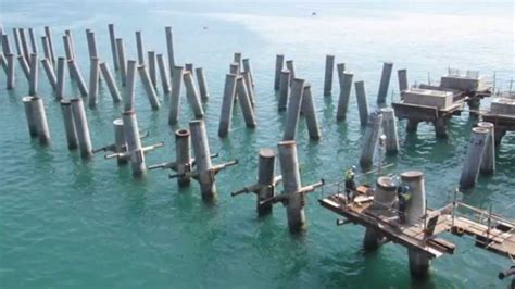 McConnell Dowell's Tuban Jetty Construction - Corporate