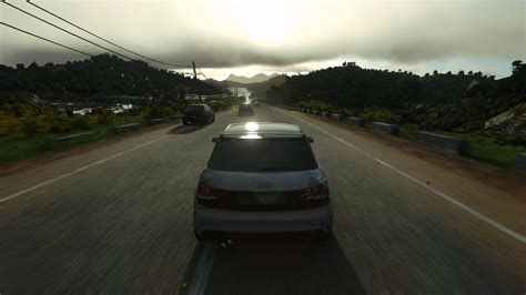 Gorgeous Realistic looking Driveclub Beta PS4 1080p