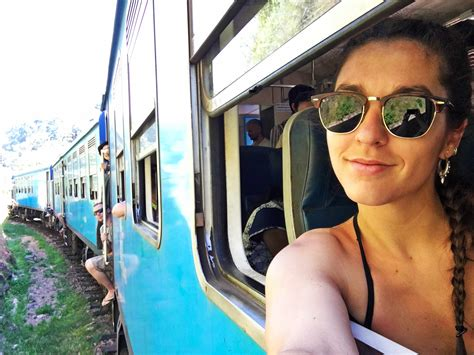 A Sri Lankan highlight: the train from Kandy to Ella