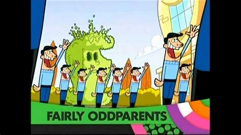 (HQ) SpongeBob and Fairly Odd Parents Father's Day