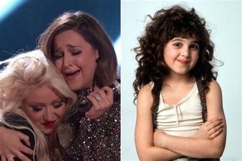 6 Adorable Photos of Curly Sue Now That Alisan Porter Has