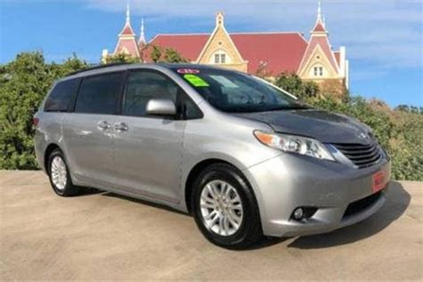 Used Toyota Sienna for Sale in Austin, TX | Edmunds